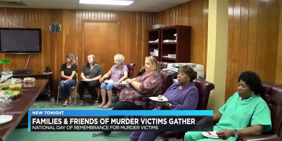 Families, friends of murder victims gather for national day of remembrance