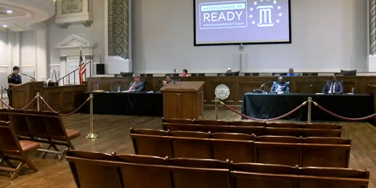 Montgomery leaders discuss ICU bed shortage caused by pandemic