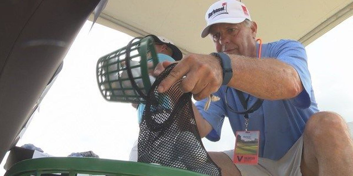 Attention to detail key for driving range volunteers at Barbasol Championship