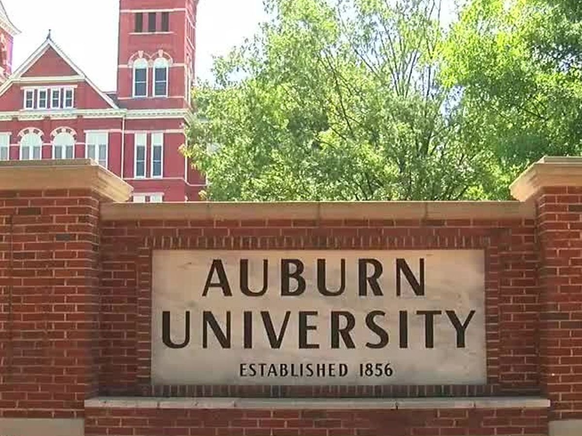 Auburn University president addresses recent events of racial injustice