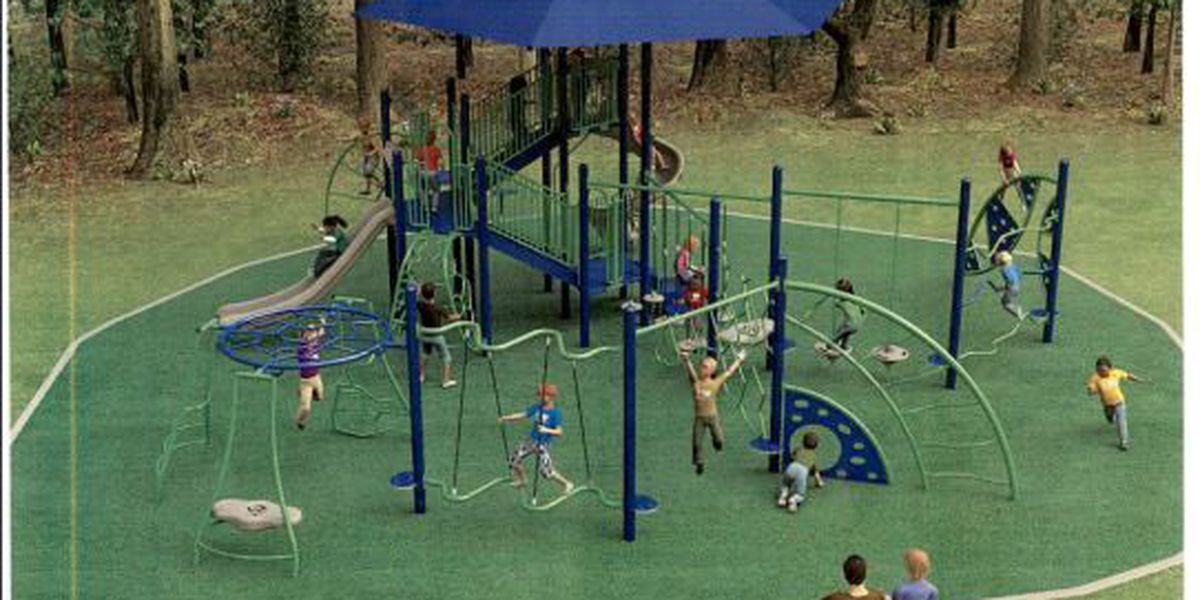 Handicap accessible playground coming to Auburn