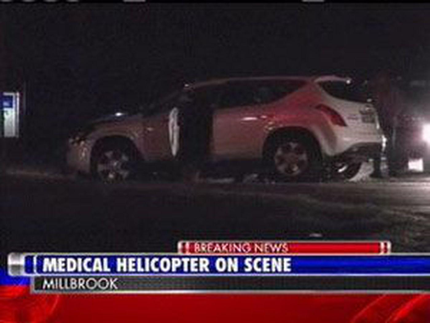 Victim ID'ed in Millbrook wreck
