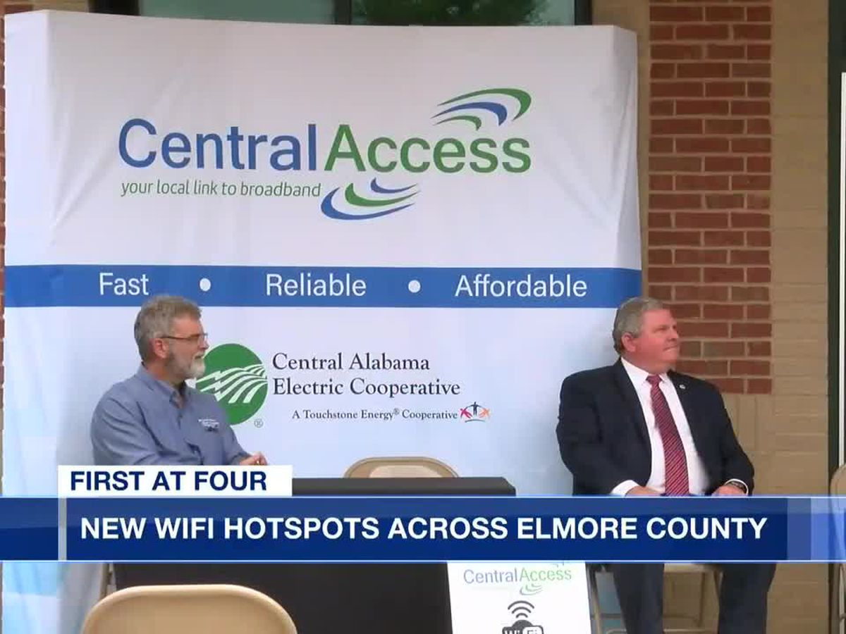Elmore County increases number of public wifi hotspots