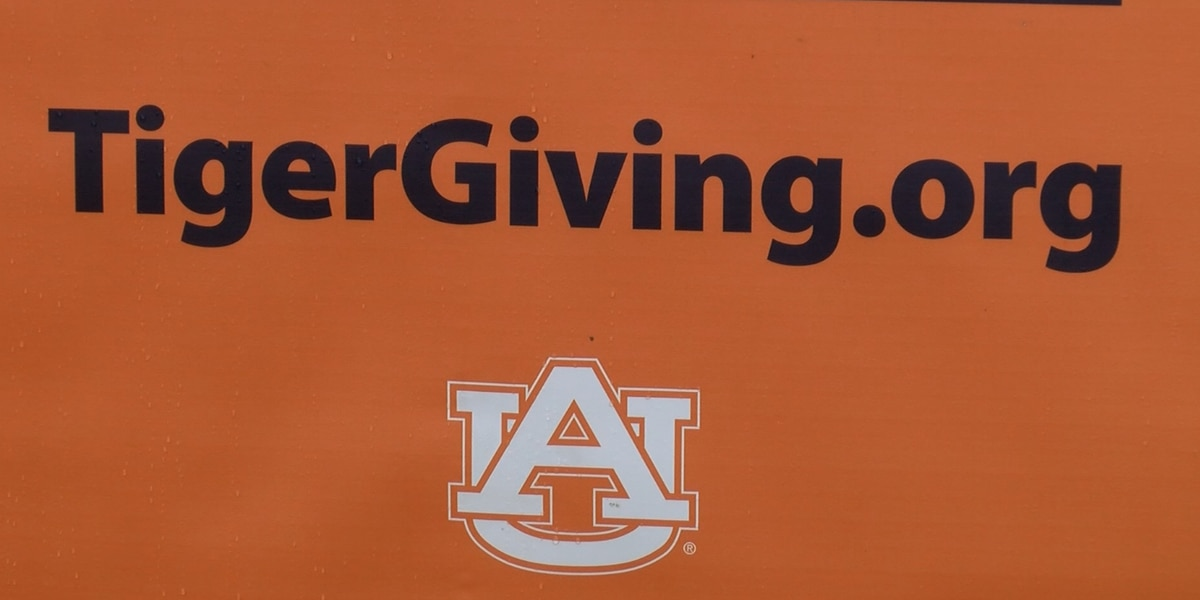 Auburn's fifth annual Tiger Giving Day breaks records