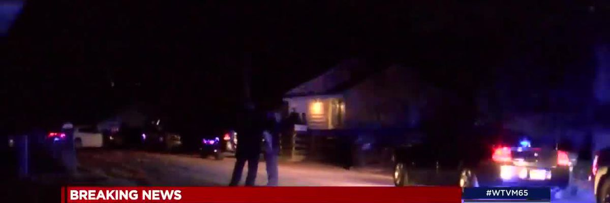 Phenix City police officer involved in shooting on 16th St.