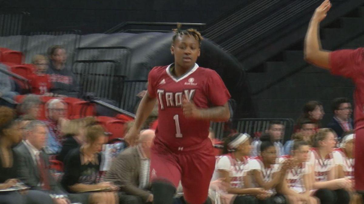 Troy preps for rival South Alabama