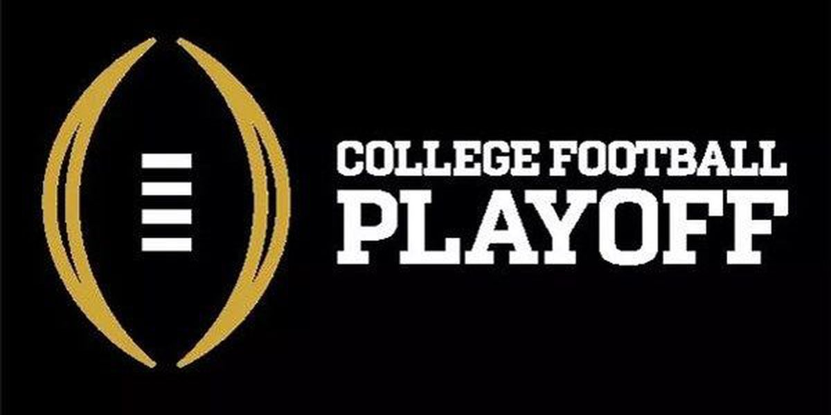 Bama still No. 1, Auburn No. 6 in latest College Football Playoff rankings