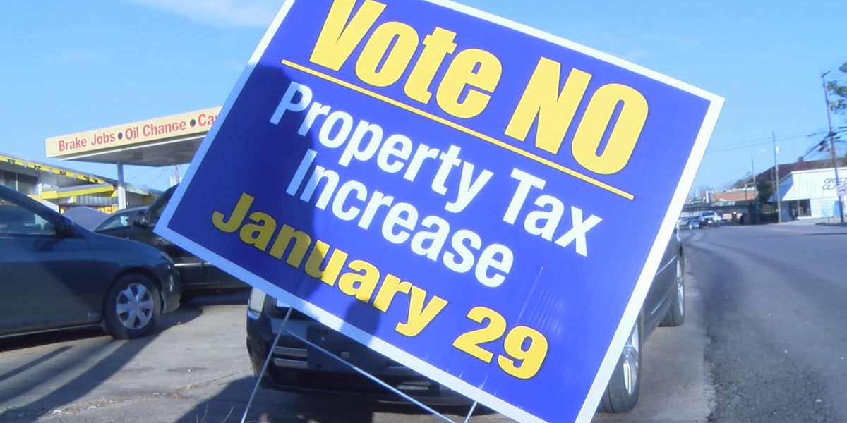 Butler County residents vote 'NO' for property tax increase