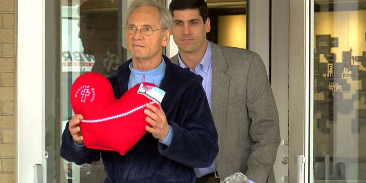 Former AL governor Siegelman released after heart surgery