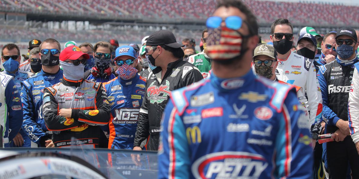 Noose found in Bubba Wallace's garage was there since 2019, FBI says