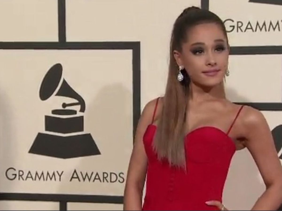 Ariana Grande claims top 3 spots on Billboard charts