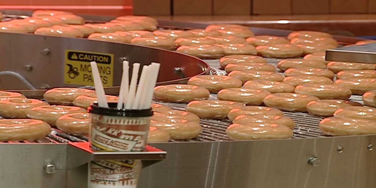 Krispy Kreme launching nationwide doughnut delivery
