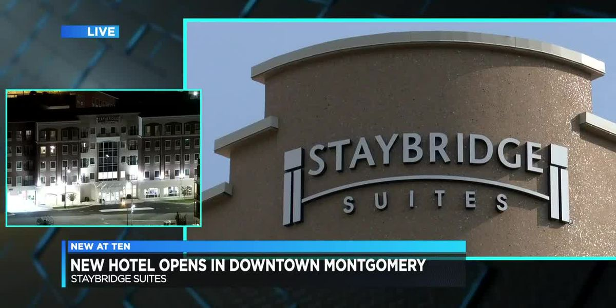 New hotel opens in downtown Montgomery