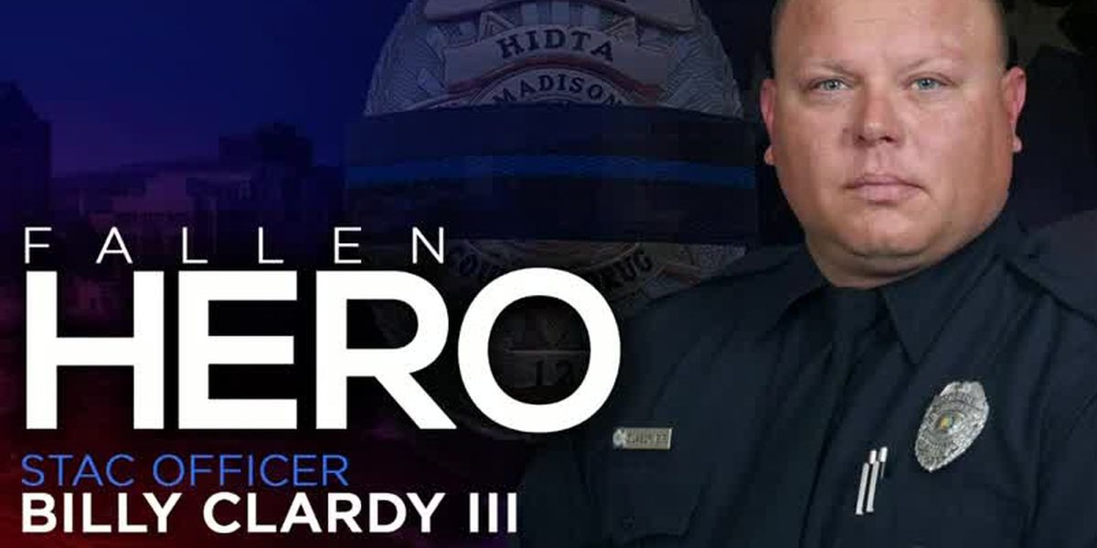 Attorney General Steve Marshall to pay tribute to fallen officer Billy Fred Clardy III
