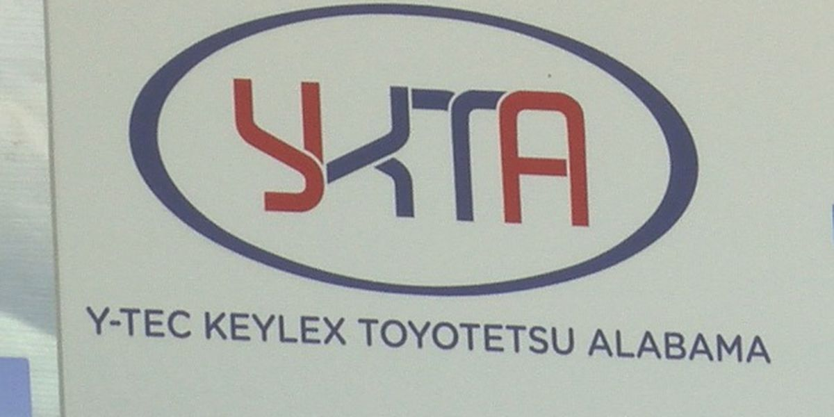 Mazda Toyota auto supplier YKTA to create 650 jobs in Huntsville