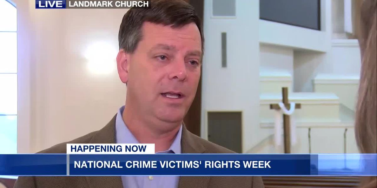 Event to honor crime victims, 'National Crime Victim's Rights Week'