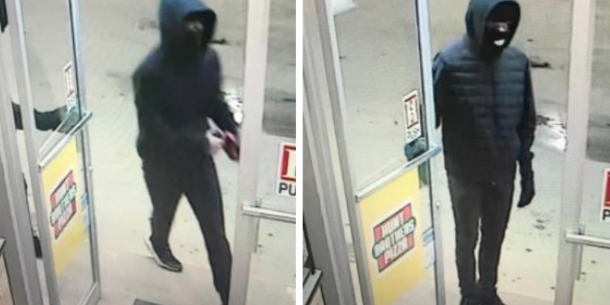 2 sought in armed robbery at Enterprise gas station