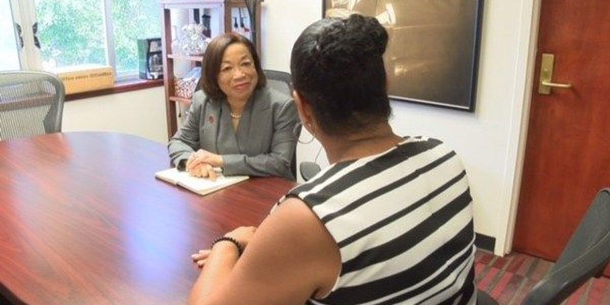 Tuskegee University's president settles into new role