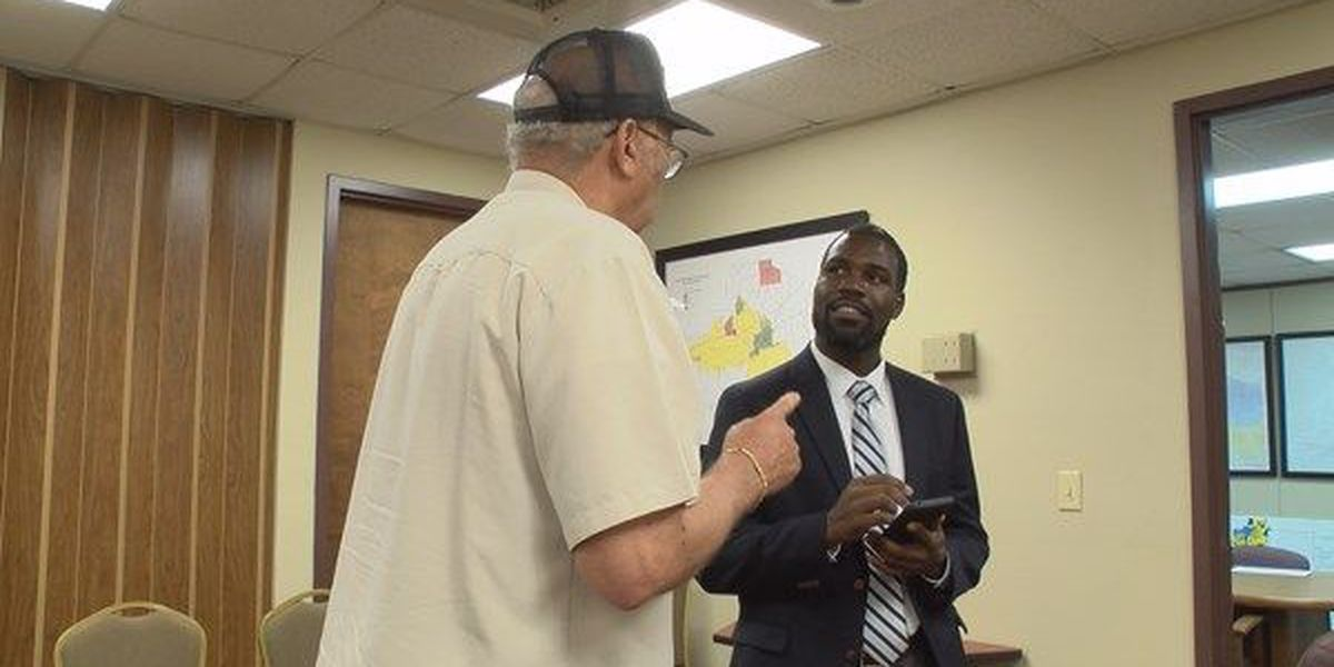 Tuskegee Police Chief settles into new role