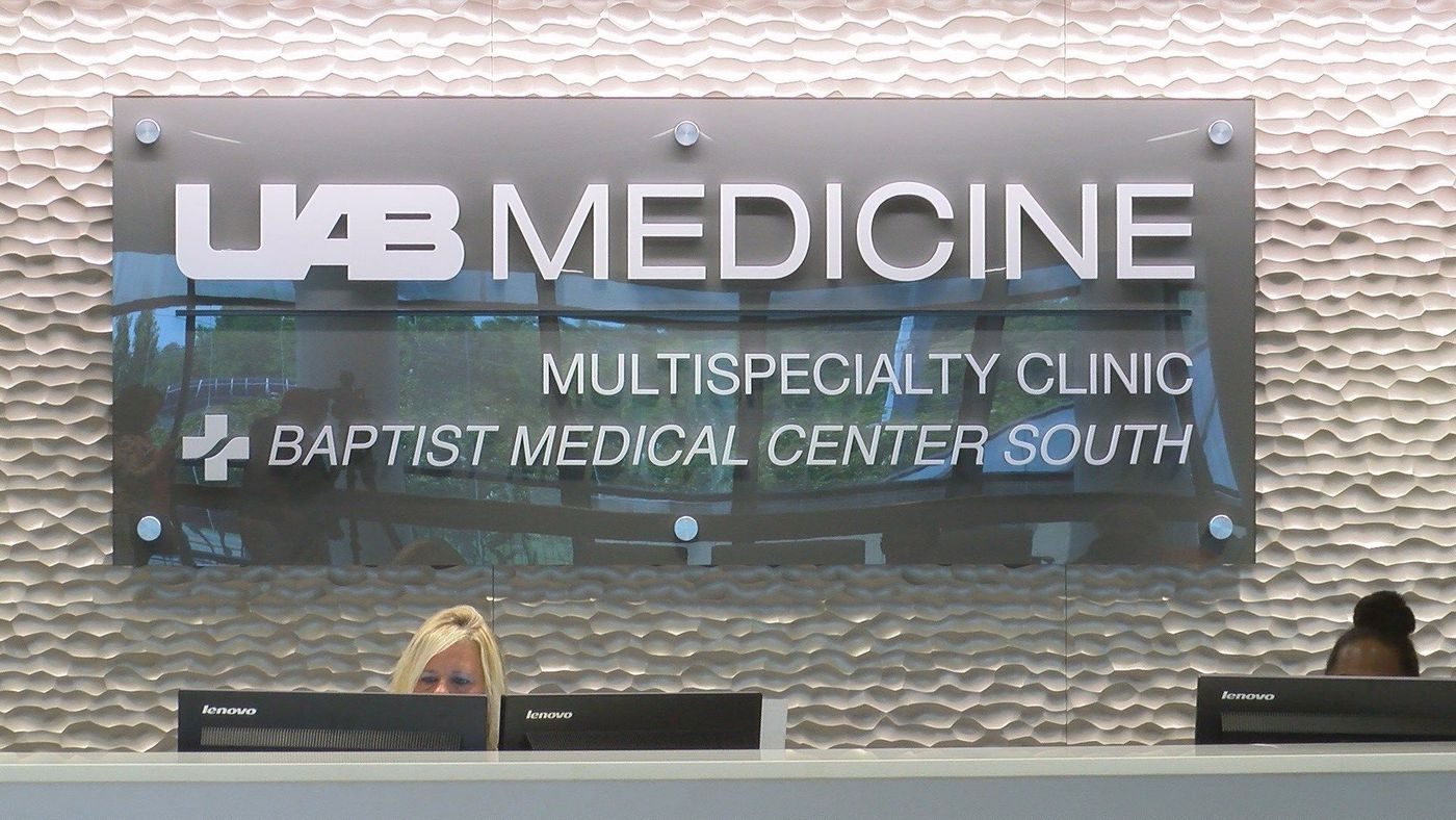 UAB Multispecialty Clinic opens at Baptist South
