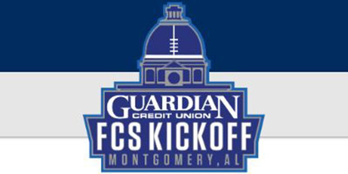 2020 Guardian Credit Union FCS Kickoff matchup announced