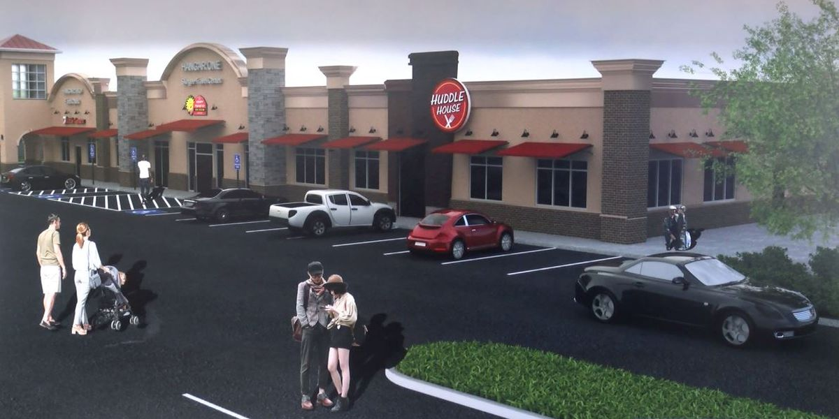 Travel center, restaurants coming to Exit 38 in Tuskegee