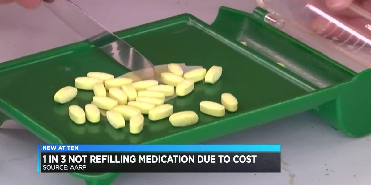 35 percent of Alabamians stopped taking prescriptions due to cost