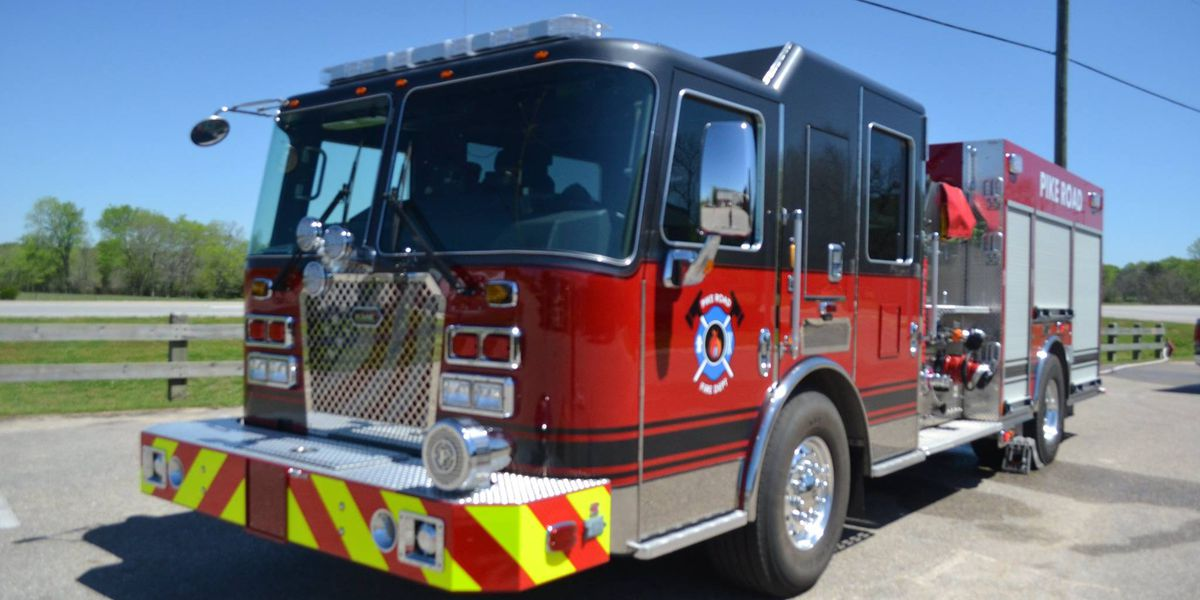 Over $200,000 awarded to Pike Road Volunteer Fire Protection Authority