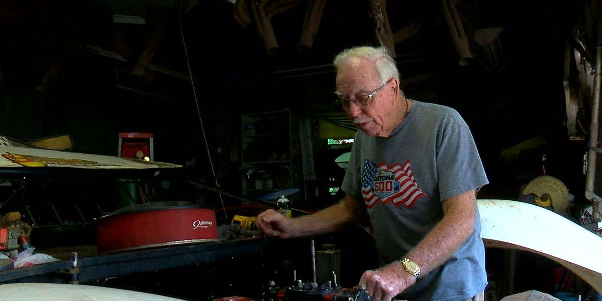 Alabama racing legend recovering from COVID-19