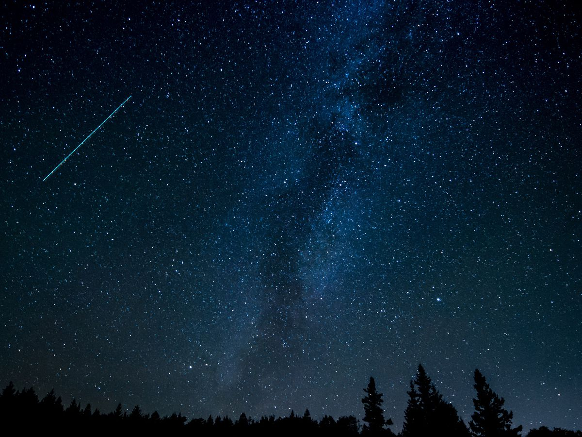 First meteor shower in more than 3 months peaks Wednesday night