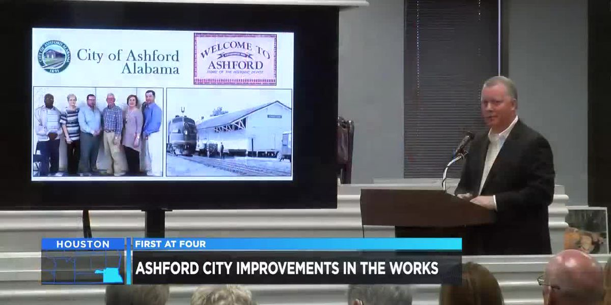 Ashford city improvements in the works