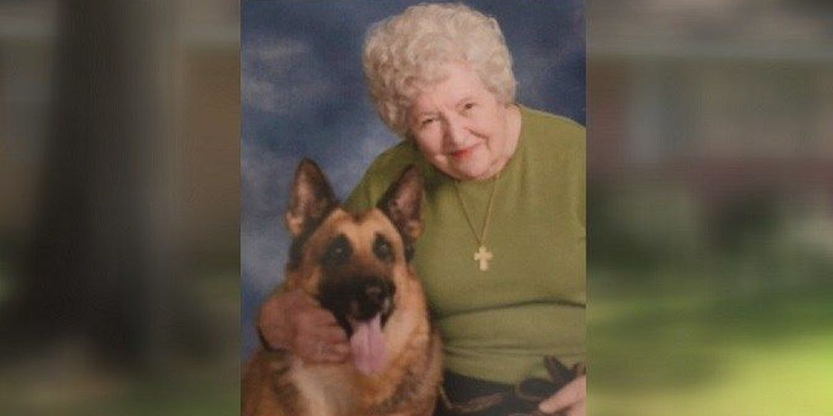 As 92-year-old's killer sought, friends honor her memory