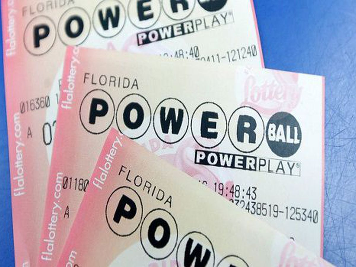 Powerball $625 million jackpot numbers drawn