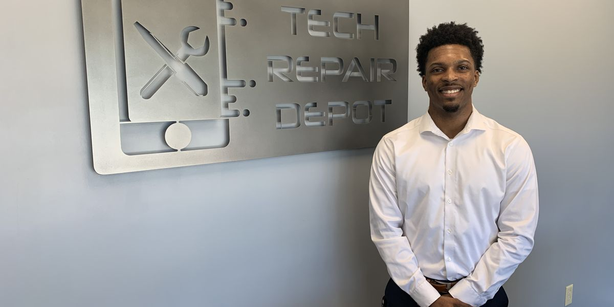 New tech repair shop helps Montgomery stay connected