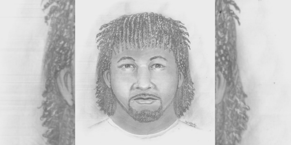 Sketch of suspect in Smiths Station murder released, law enforcement on the search