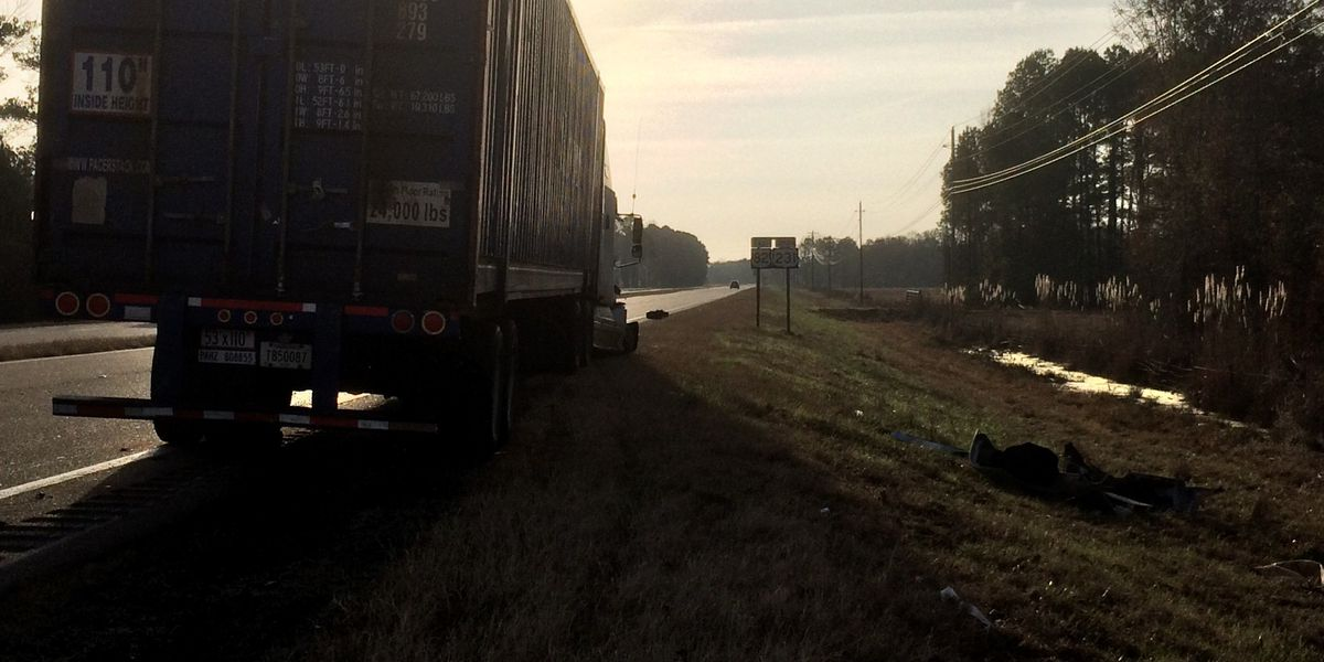 UPDATE: Lanes open on Troy Hwy. near Trotman road after crash