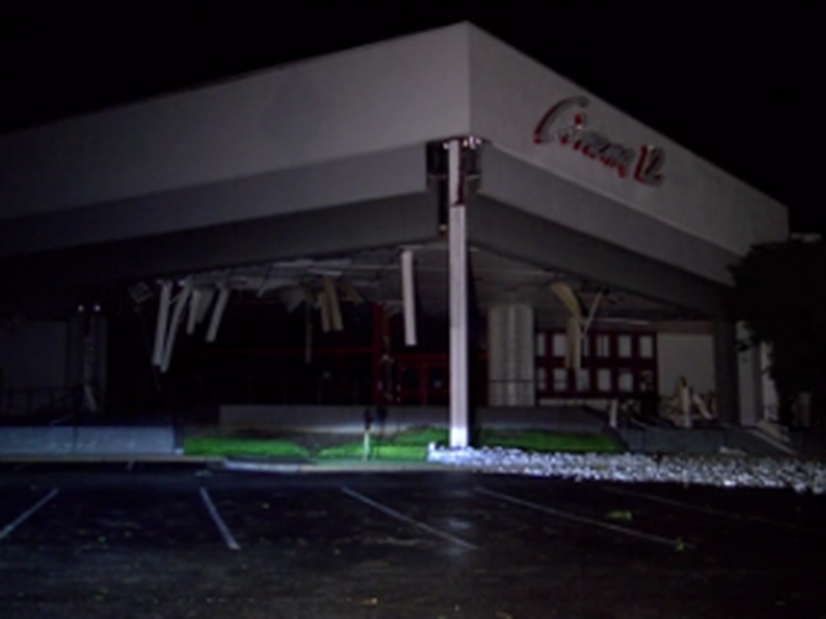 NWS confirms EF-1 tornado hit Prattville Tuesday