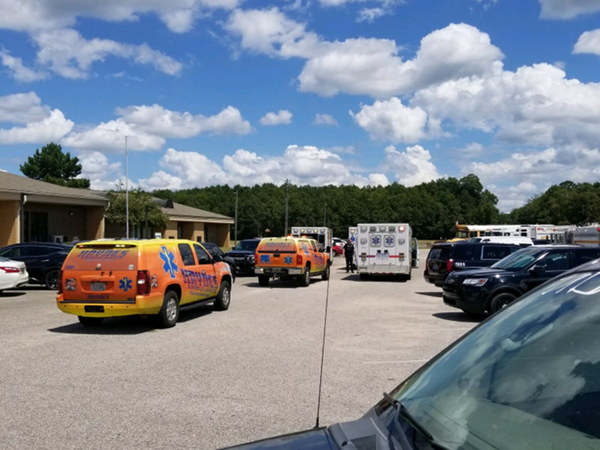 At least 25 Wetumpka students overheated, 7 taken to hospital