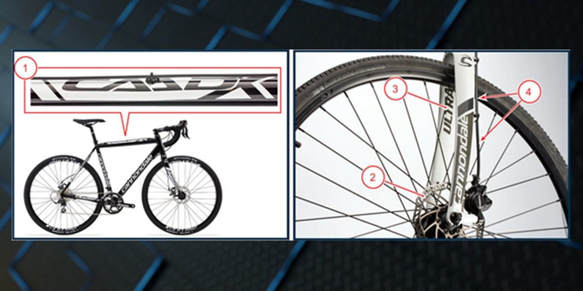 Bicycles recalled after reports of concussions, spinal injuries, and death