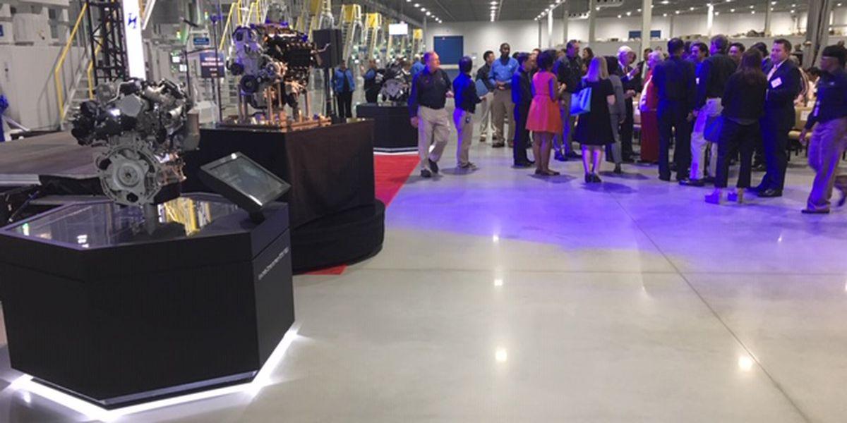 Hyundai opens multi-million dollar engine plant in Montgomery
