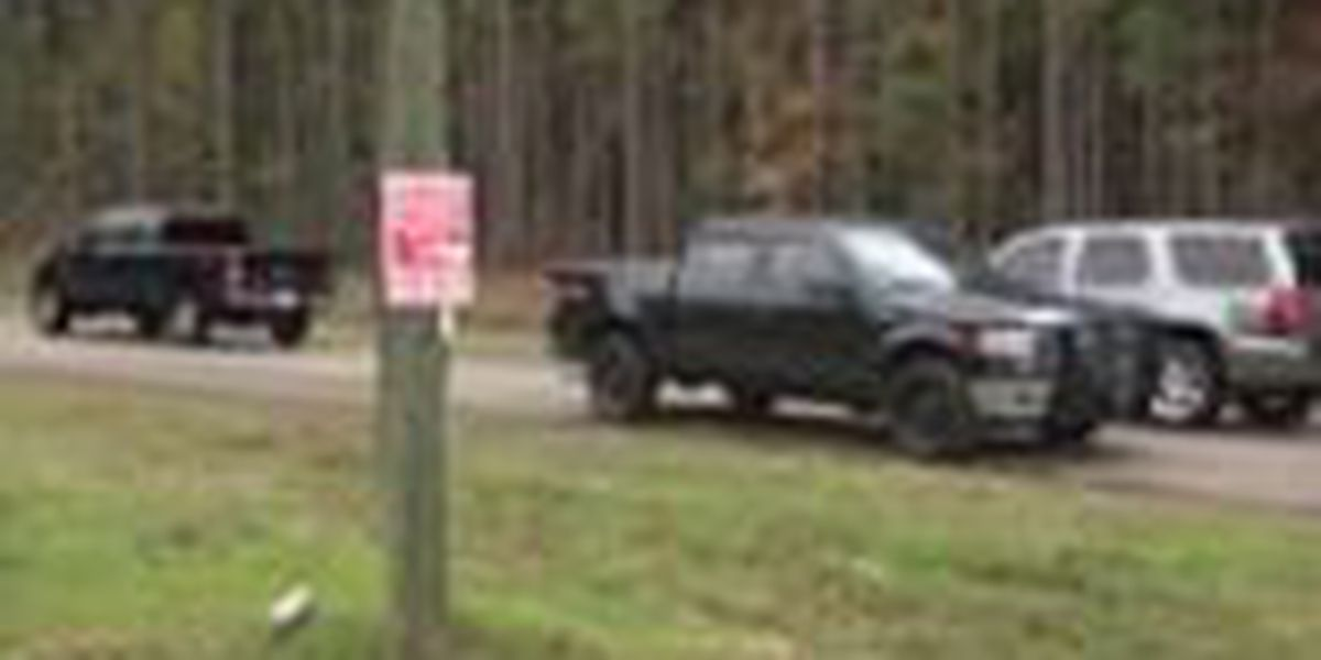 Officials clear scene in Macon Co. where Aniah Blanchard's remains were found