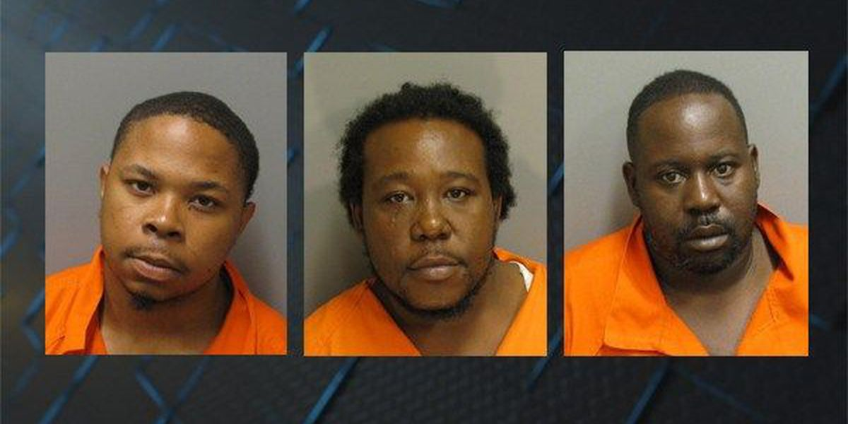 3 arrested on drug trafficking charges in Montgomery
