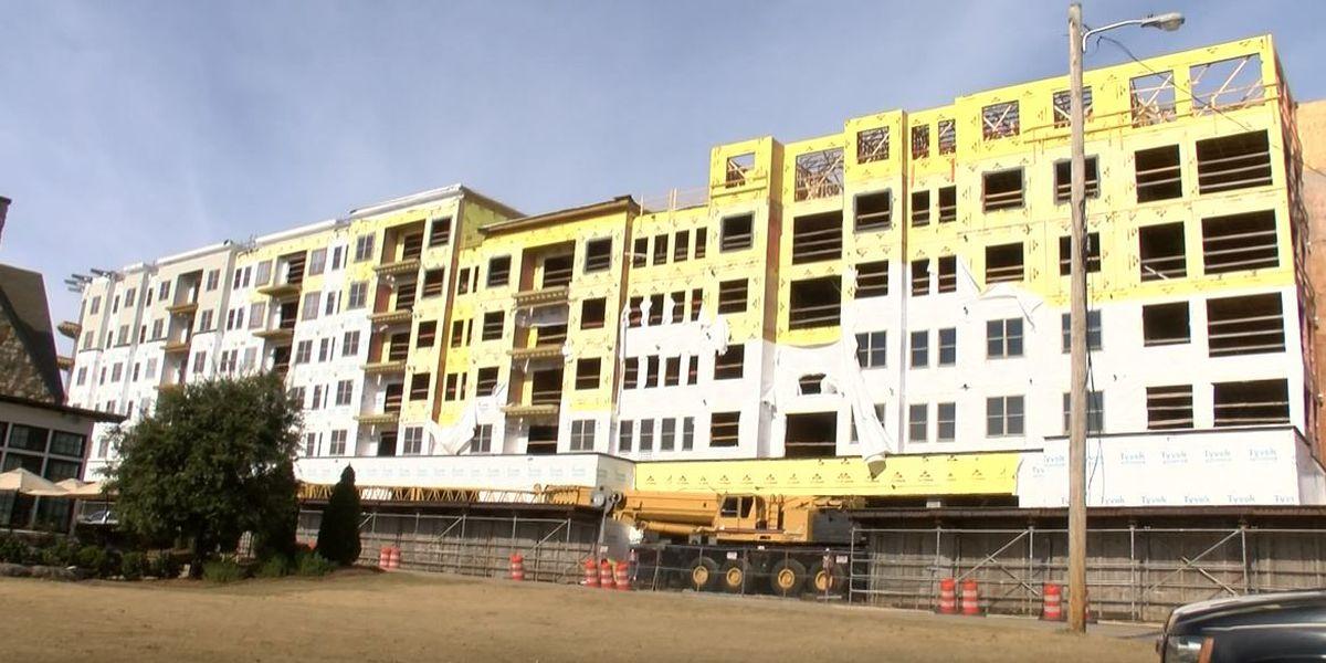 Student housing causing concerns in Auburn