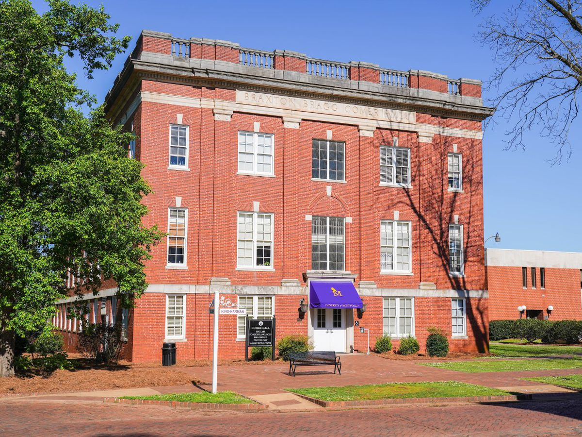 Names will be removed from 2 University of Montevallo campus buildings