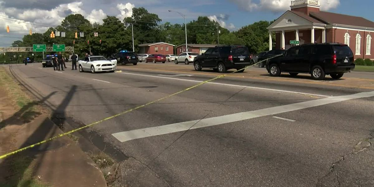 Man shot in area of Madison Ave. and North Panama Street