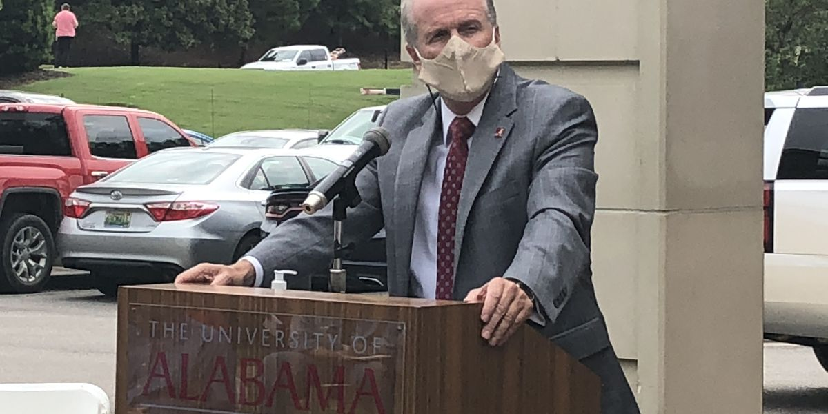 UA students respond to reports Alabama doesn't want instructors talking about COVID cases