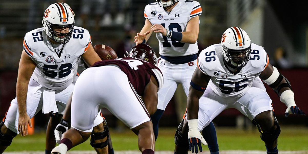 Auburn finishes regular season with win against Mississippi State 24-10