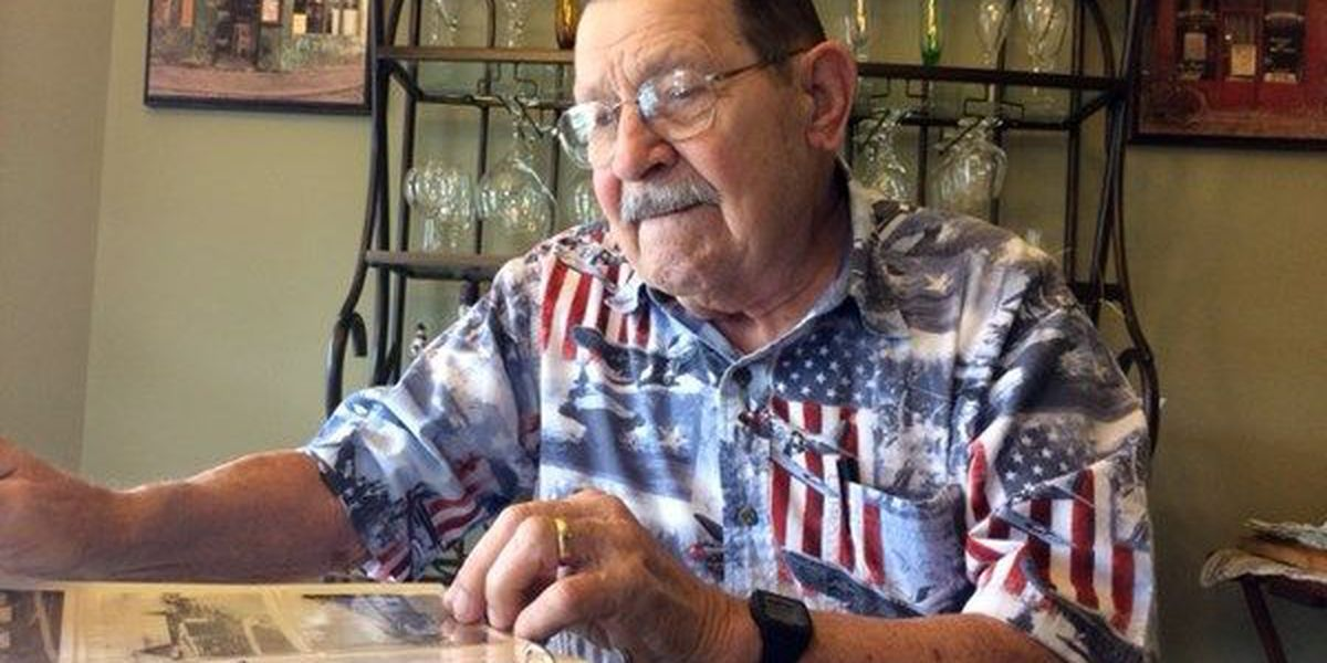 Vietnam war ace remembers on this Veterans Day