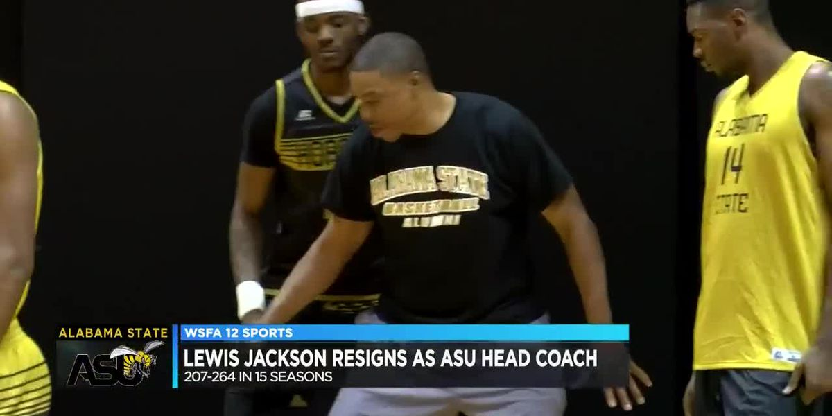 Lewis Jackson resigns from head coaching post
