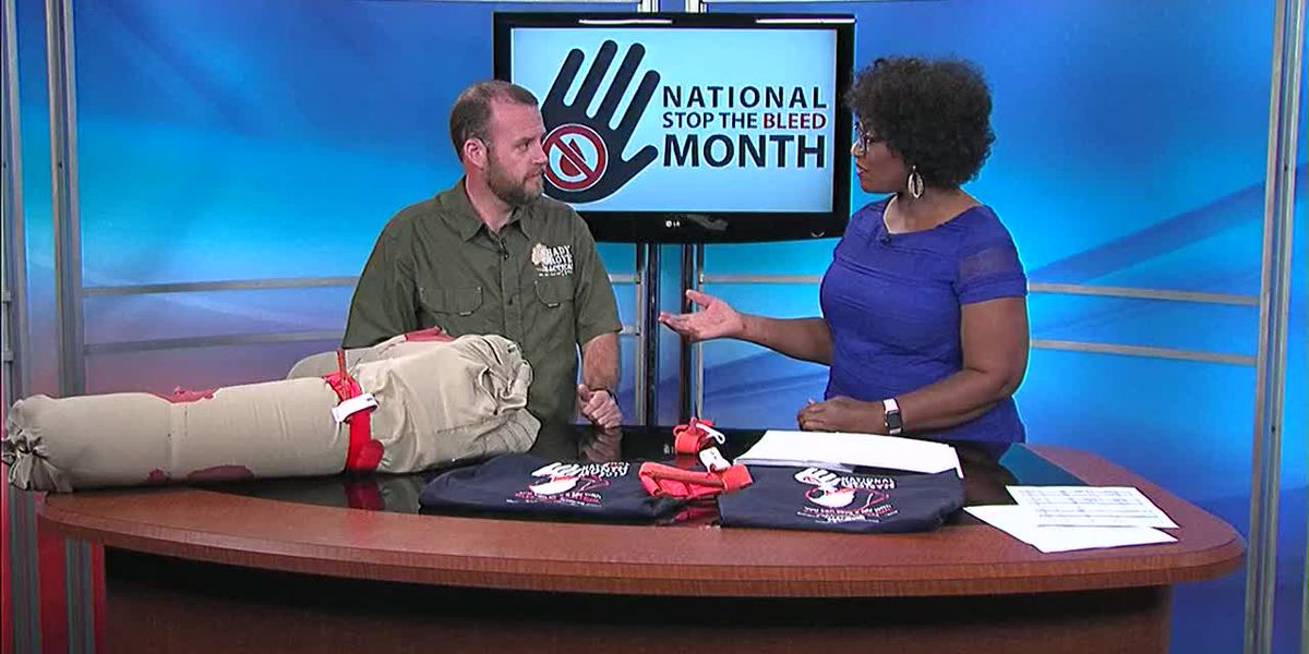 Campaign highlights importance of Stop the Bleed training